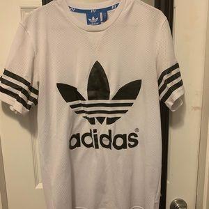 Adidas mesh shirt